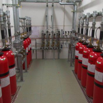 Clean Agent Fire Supression Systems