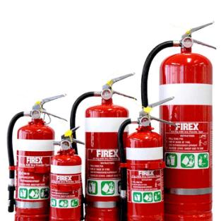 firex fire extinguishers