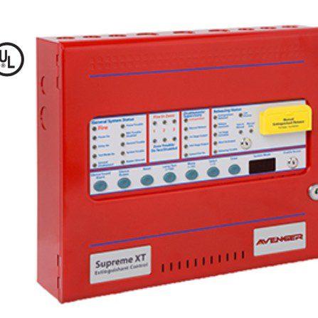 Releasing Fire Control Panels