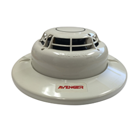 analog addressable detector