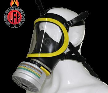 silicon gas mask