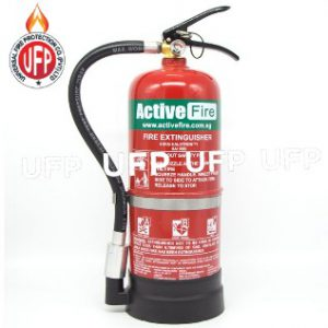 portable halotron Fire Extignuisher