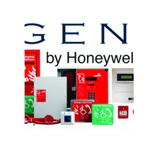 Fire alarm system (gent by honeywell
