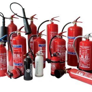 Chinese Fire Cylinders