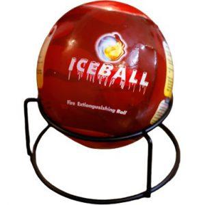 iceball fire extinguisher