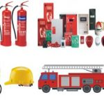 Fire fighting equipment in Karachi