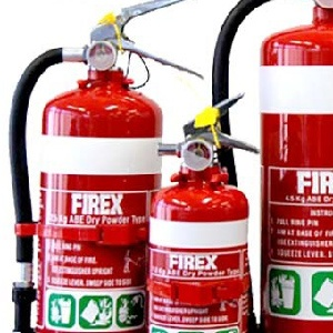 dcp firex fire extinguisher